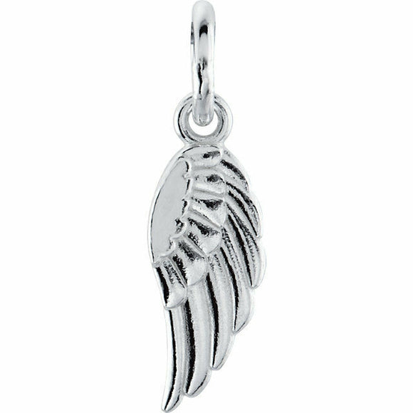 Posh Mommy® Angel Wing Charm
