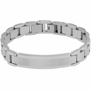 ENGRAVABLE Stainless Steel Bracelet