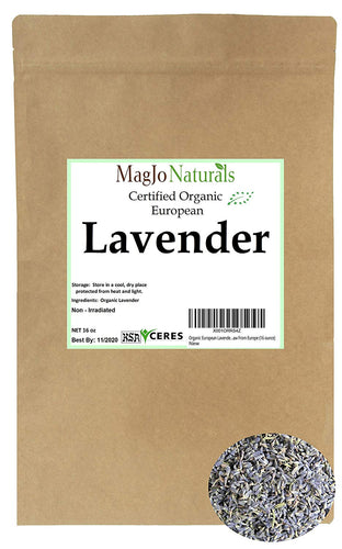 European Lavender Flower Tea