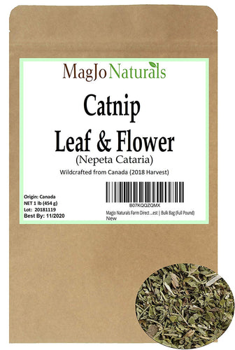 Farm Direct Catnip Tea