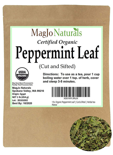 Organic Peppermint Tea Leaves from Egypt