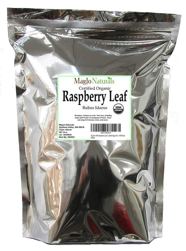 Red Raspberry Tea Leaves