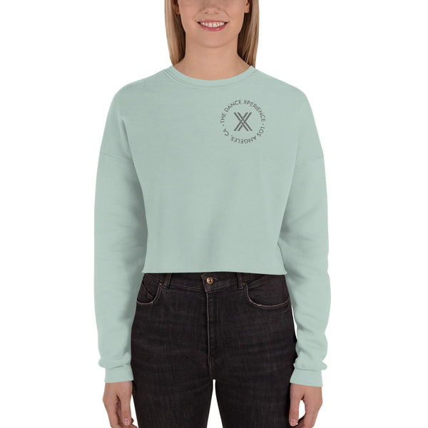 TDX Crop Sweatshirt