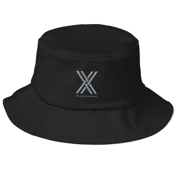 X Old School Bucket Hat