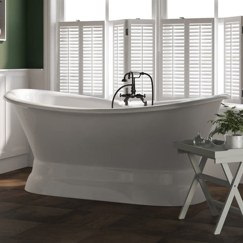 Pedestal Bathtubs