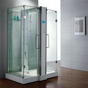 "Athena WS-123T Steam Shower (59""L x 36""W x 89""H)-Bath Parlor"