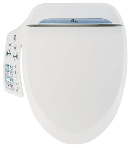 Image of Bio Bidet - Bidet Toilet Seat w/ Heated Seat (BB-600) - Bath Parlor