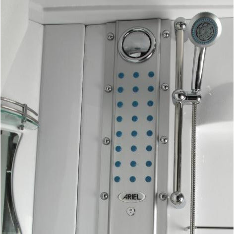 Image of Mesa WS-600P Steam Shower with Jetted Tub - Bath Parlor