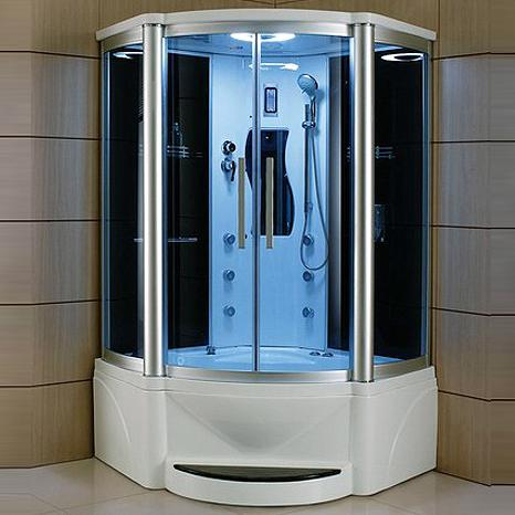 Mesa WS-600P Steam Shower with Jetted Tub - Bath Parlor