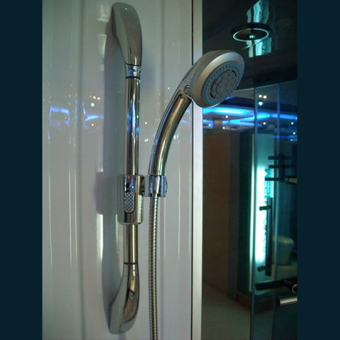 "Image of Mesa WS-702A Steam Shower with Jetted Tub (61""L X 61""W X 89""H)-Bath Parlor"