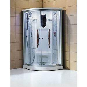 Mesa WS-801A Steam Shower with Blue LED Lighting - Bath Parlor
