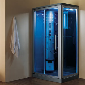 "Mesa WS-802L Steam Shower (45""W x 32""W x 85""H)-Bath Parlor"