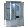 "Mesa 807A Steam Shower Tub Combo (67""L x 35""W x 86""H)-Bath Parlor"