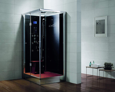 "Image of Athena WS-109 Steam Shower (47""W x 36""D x 89""H)-Bath Parlor"
