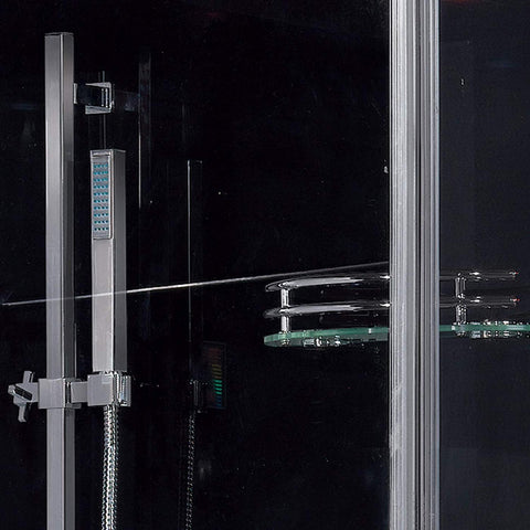 "Image of Ariel Platinum DZ959F8 Steam Shower (47""W x 36""D x 89""H)-Bath Parlor"