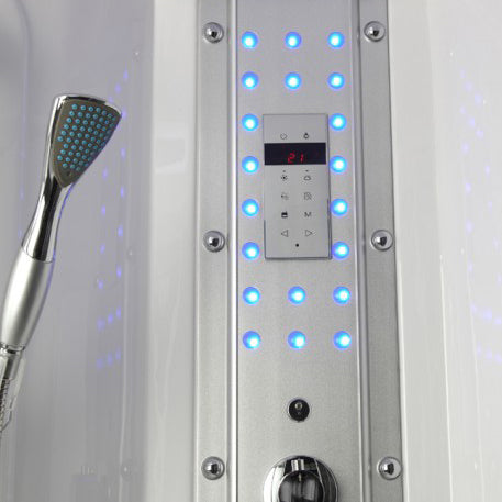 905 Mesa Steam Shower And Jetted Tub Combo