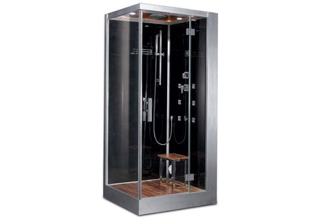 "Ariel Platinum DZ960F8-L One Person Steam Shower (39""L x 35""W x 89""H)"