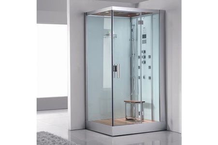 "Ariel Platinum DZ960F8-R One Person Steam Shower (39""L x 35""W x 89""H)"
