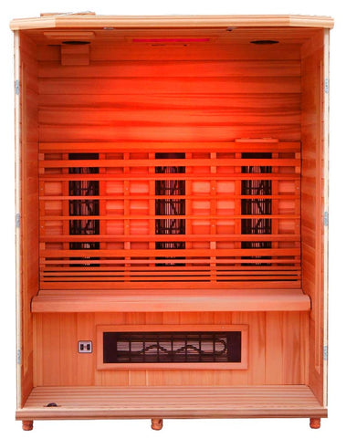 Health Mate Enrich 3 - 3 Person Infrared Sauna