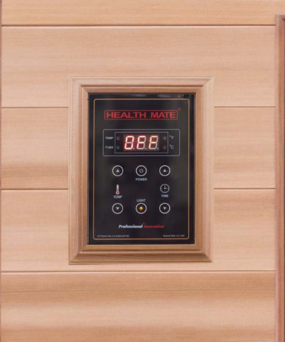 Image of Health Mate Renew 1 - 1 Person Infrared Sauna