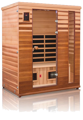 Image of Health Mate Renew 3 - 3 Person Infrared Sauna