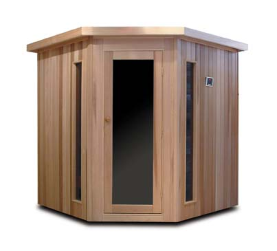 Saunacore Neo-Classic Model Series 8 Person Traditional Sauna (N8X8)