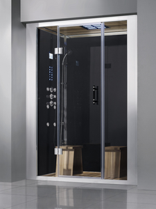 "Athena WS-112 Steam Shower (59""L x 36""W x 89""H"")-Bath Parlor"