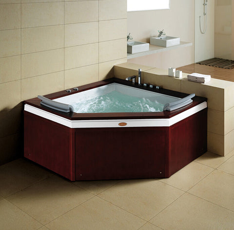 "Image of Mesa Autumn WS-0503 LUX Jetted Tub (71""L x 71""W x 27""H)"