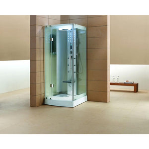 "Mesa WS-301A Clear Steam Shower (85""H x 36""W x 36""L)-Bath Parlor"
