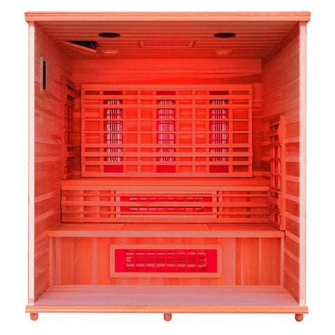 Image of Health Mate Elevated Health 5 Person Infrared Sauna