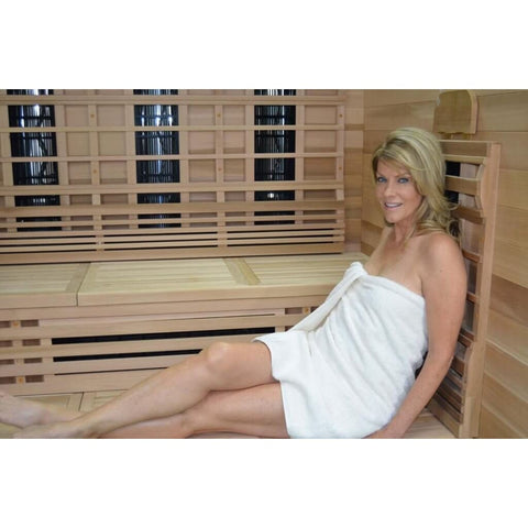 Health Mate Elevated Health 5 Person Infrared Sauna