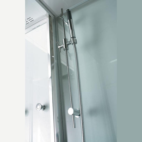 "Athena WS-122T Steam Shower (59""L x 59""W x 89""H)-Bath Parlor"