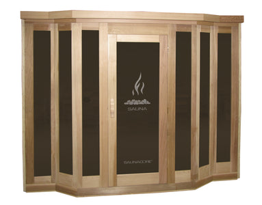Saunacore VU-Classic Model 6 Person Traditional Sauna (V6X6)