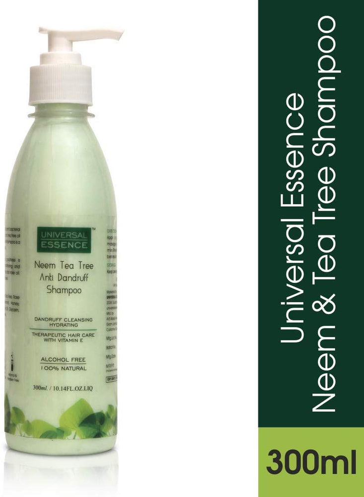 Neem Tea Tree Shampoo 300 ML
