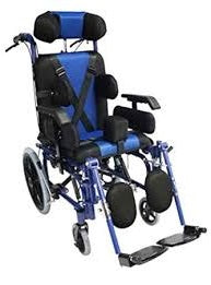 Wheelchair for Disable Child SC 958 LBHP