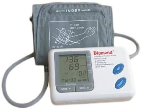 Digital Blood Pressure Monitor BPDG024