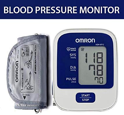 Blood Pressure Monitor HEM 8712