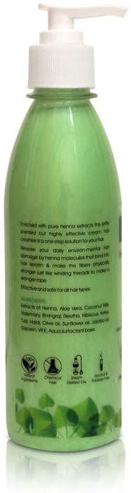 Henna Cream Shampoo 300 ML