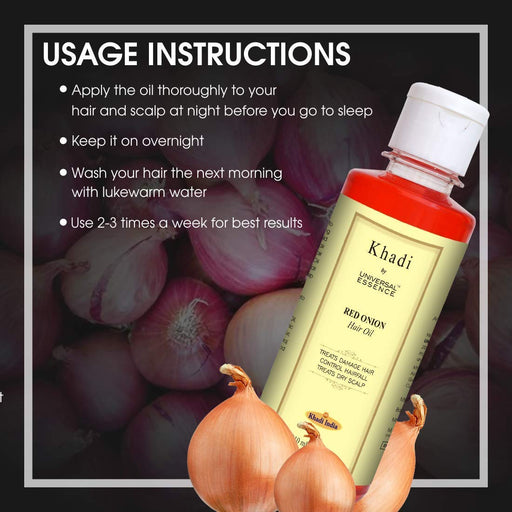 Red Onion Hair Oil 210 ML