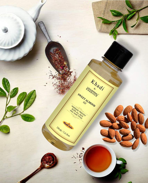 Sweet Almond Oil 210ML