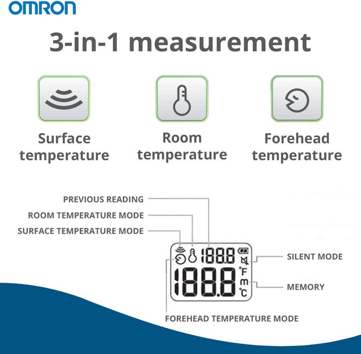 Forehead Thermometer MC 720