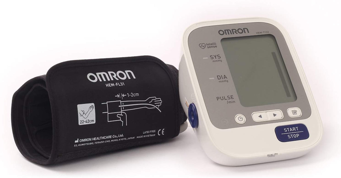 Blood Pressure Monitor HEM 7132