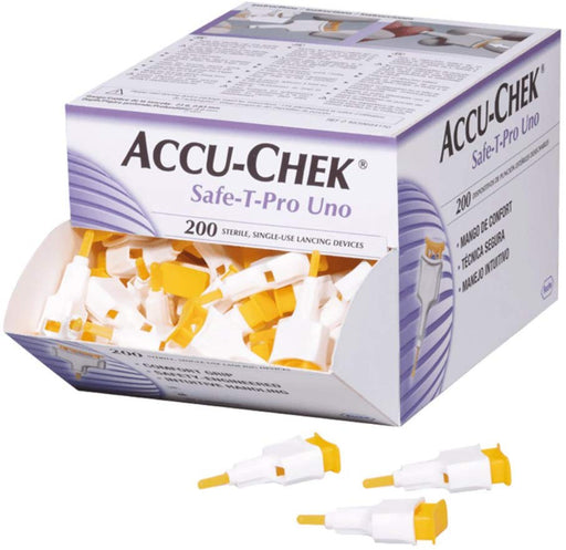Accu-Chek Safe T Pro Uno Lancing Device