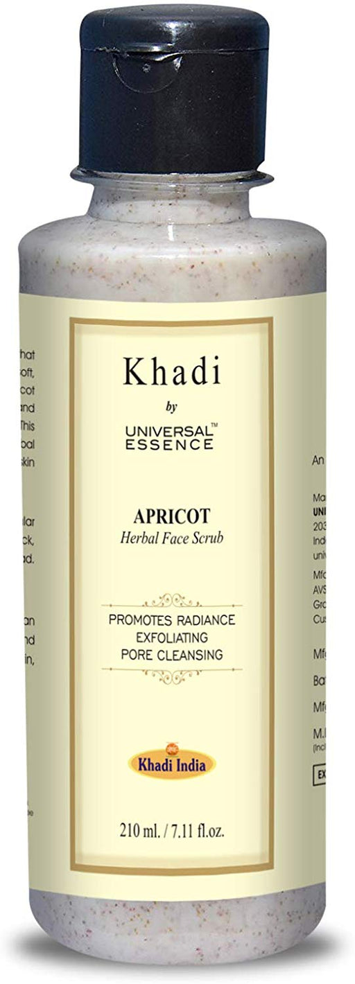 Apricot Face Scrub 210ML