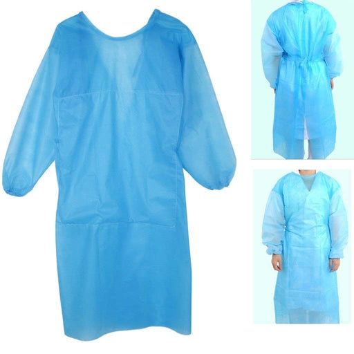 Disposable Gown 40GSM 10 Pcs