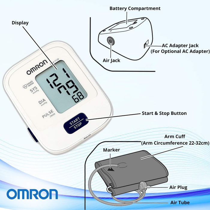 Blood Pressure Monitor HEM 7120
