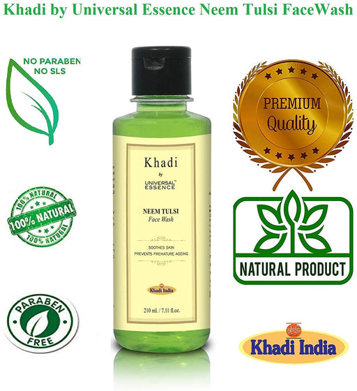 Neem Tulse Face Wash 210ML