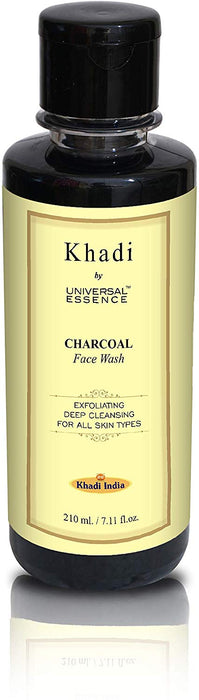 Charcoal Face Wash 210 ML