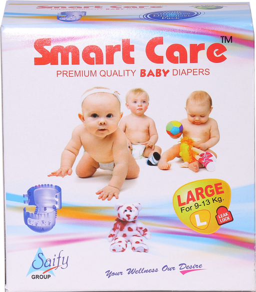 Baby Diaper Large Size Pack of 90 Pcs