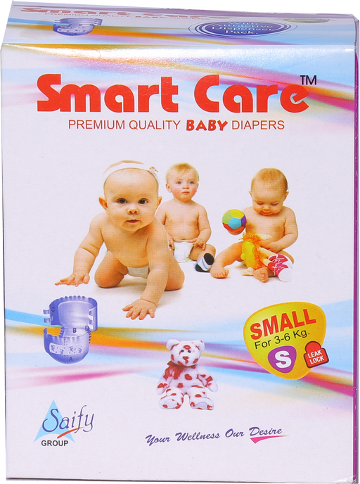 Baby Diaper Small Size Pack of 90 Pcs